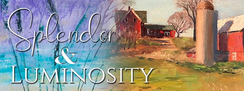 Splendor & Luminosity featuring Diane LaMere and Linda Snouffer