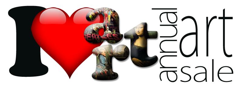 I Heart Art Annual Art Sale and Fundraiser